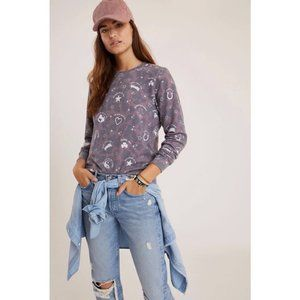 Sol Angeles Good Vibe Pullover Anthropologie NWT